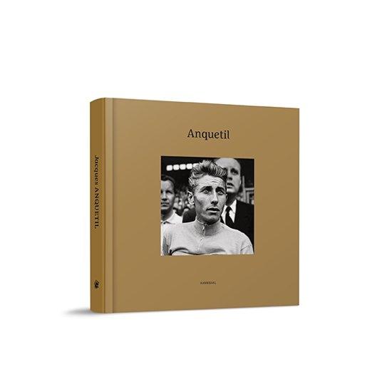Boek cover Les heros! - Anquetil van Frederik Backelandt (Hardcover)