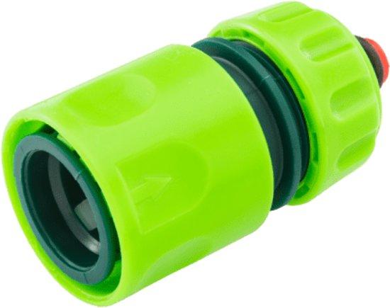 Uitzonderlijk bol.com | Tuinslang Koppeling met stop. 1/2 inch PJ21