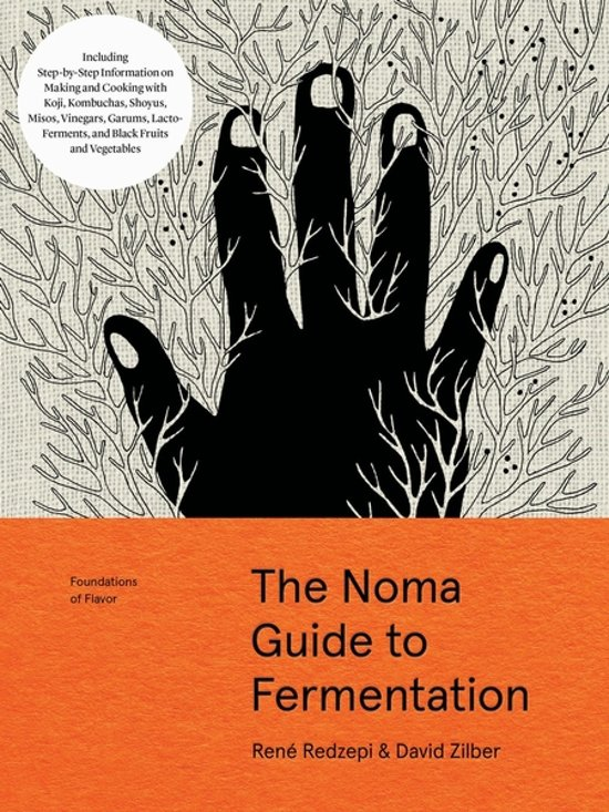 Boek cover The Noma Guide to Fermentation (Foundations of Flavor) van René Redzepi (Hardcover)
