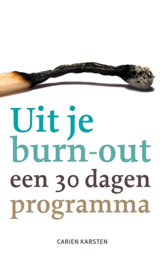 Uit je burnout