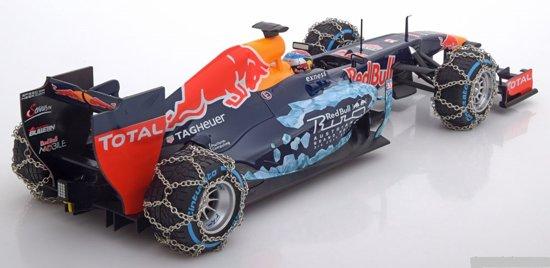 Formule 1 Red Bull Racing TAG Heuer RB7 M. Verstappen 2016 - 1:18 - Minichamps