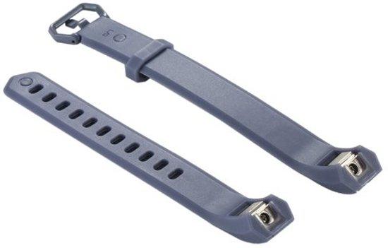HIPFIT Siliconen bandje - Fitbit Alta (HR) - Grijs - Large