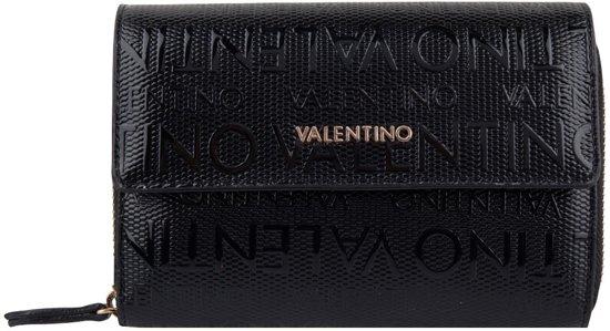 fb10c3dcf82 bol.com   Valentino Serenity Zip Around Wallet Portemonnee - Zwart