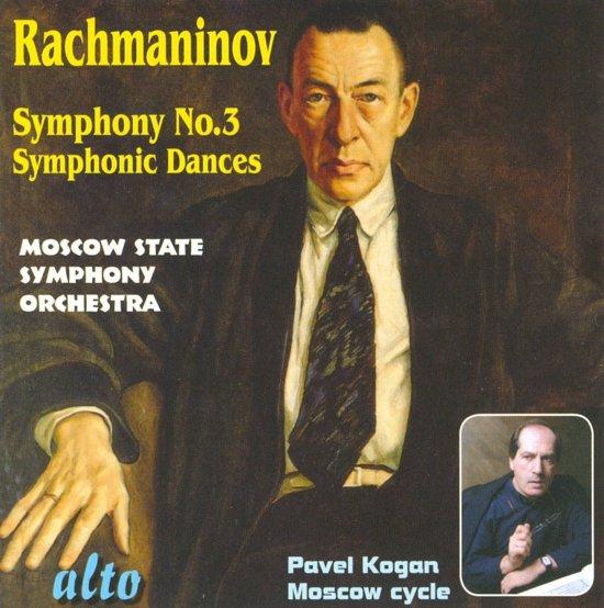 Rachmaninov:Sinf.3/Symphonic Dances