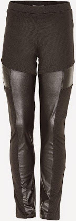 Creamie - legging - model Laila - zwart