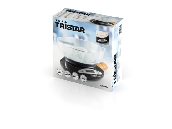 Tristar Keukenweegschaal KW-2430