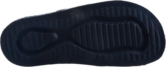 Slippers Maat 45 Unisex Rucanor Navy wit Hfw4f