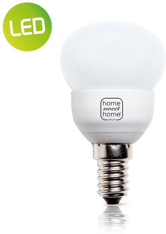 Home sweet home LED lamp E14 3,6W 250Lm 2700K - warmwit