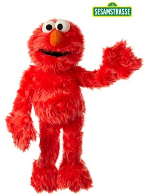 Living Puppets - Handpop - Sesamstraat - Elmo - 65cm