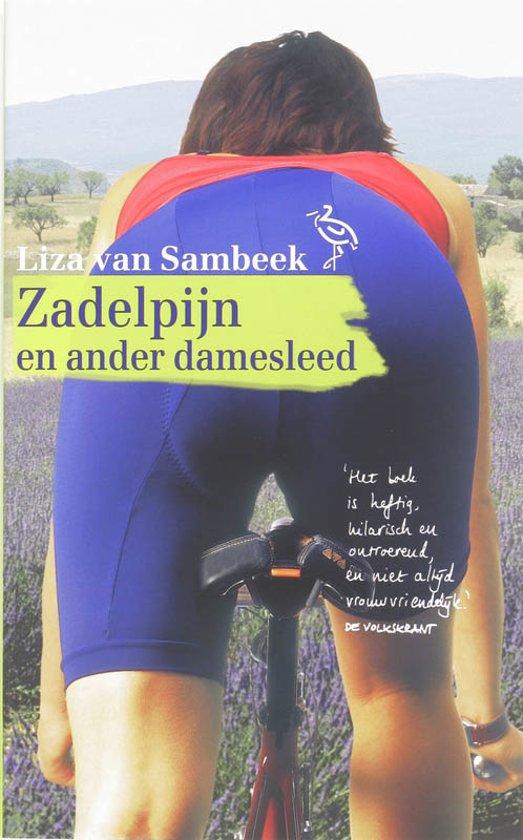 Zadelpijn En Ander Damesleed - Liza van Sambeek |