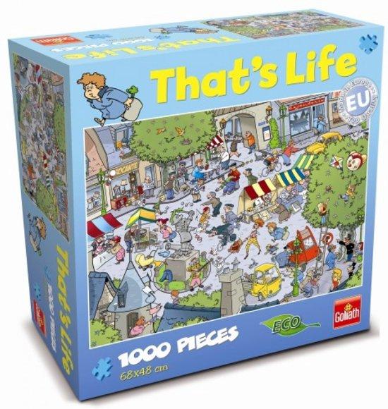 That's Life Puzzel Village - Puzzel