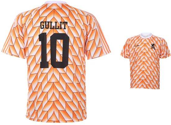 EK 88 Voetbalshirt Gullit 1988-XXXL