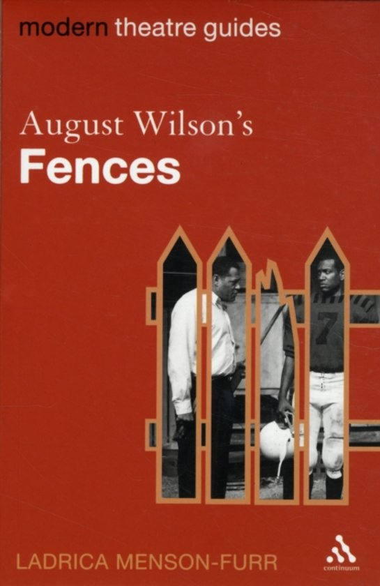 fence story by august wilson