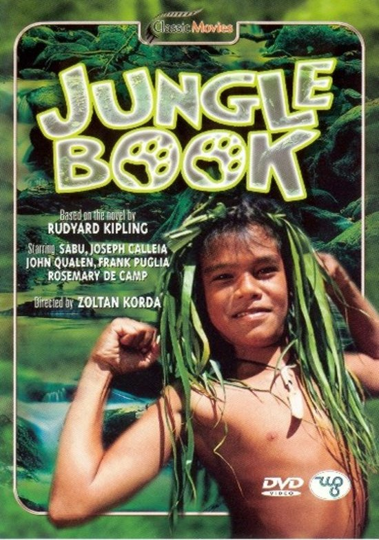 The Jungle Book 1942