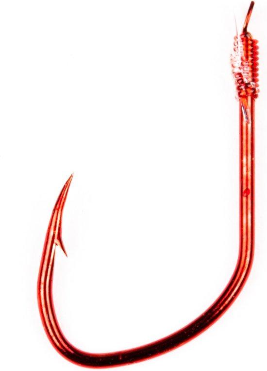 Gamakatsu 2210R Feeder | Onderlijn | 100cm | Haakmaat 14 | 10 stuks