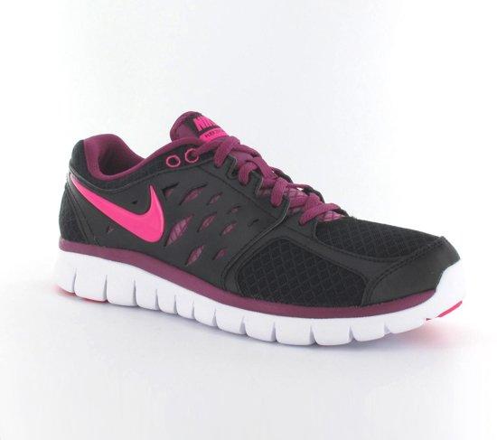114e1396f6a Nike Flex 2013 Run MSL Womens - Hardloopschoenen - Dames - Maat 42 - Paars;
