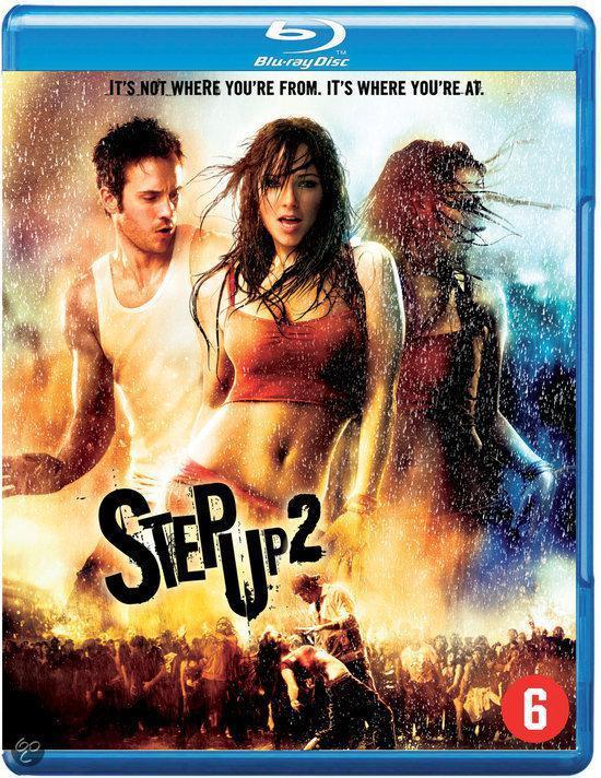Cover van de film 'Step Up 2'