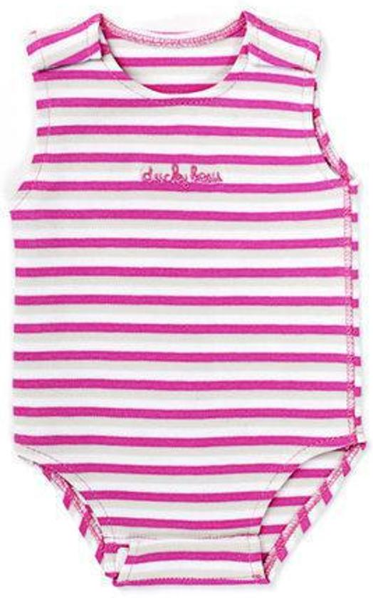 Ducky Beau Meisjesrompertje - Pink - Maat 44