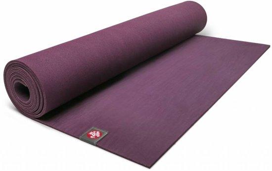 Manduka eKO - Yogamat - 180 cm x 66 cm x 0,5 cm - Aubergine