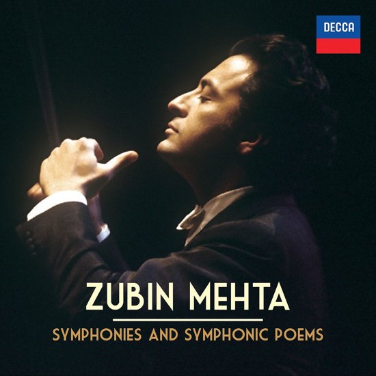Symphonies And Symphonic Poems (Deluxe Box)