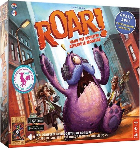 Roar! Bordspel
