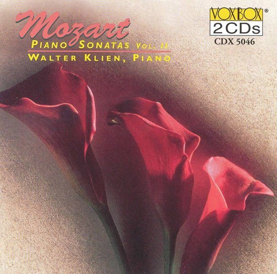 Mozart/Klaviersonaten-Vol.2