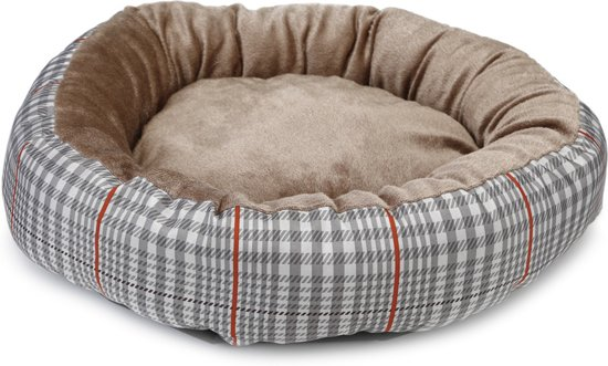 Beeztees Thompson - Kattenmand - Bruin - Diam. 45 cm