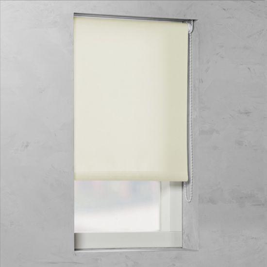 Pure Living - Rolgordijn Lichtdoorlatend - 90x190 cm - Crème