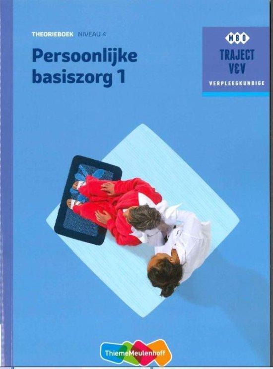 Traject V&V Persoonlijke basiszorg 1 niveau 4 - C.M. Broeshart