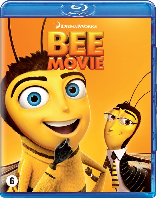 Cover van de film 'Bee Movie'