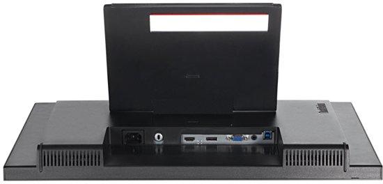 Lenovo ThinkVision T2364t - Full HD Monitor / 23 inch