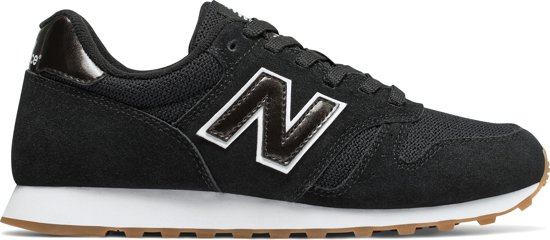 new balance 373 dames zwart