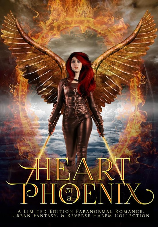 Heart of a Phoenix: A Limited Edition Paranormal Romance, Urban Fantasy, and Reverse Harem Collection