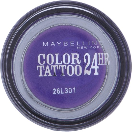 Maybelline Eye Studio Color Tattoo - 15 Endless Purple - Oogschaduw