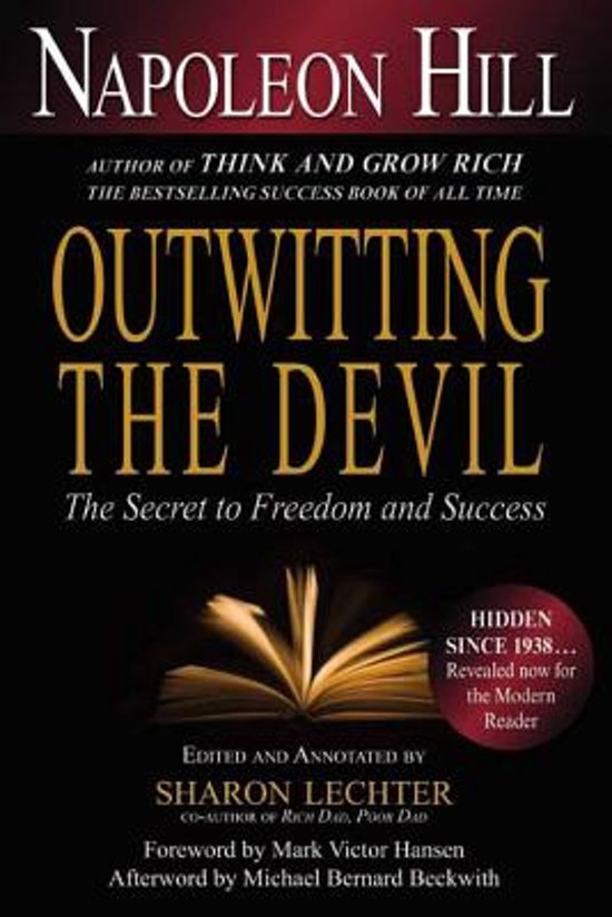 Boek cover Outwitting the Devil van Napoleon Hill (Paperback)