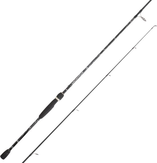 ABU Venerate M - Spinhengel - 240 cm - tot 35 g