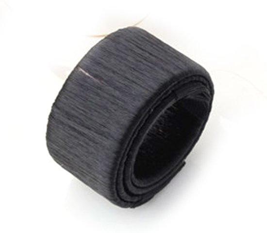 Knot Maker - Maak de perfecte haarknot - Bun Maker - Haar Knot Maker - Zwart