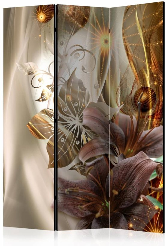 Vouwscherm - Amber Land 135x172cm