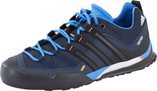 | adidas Terrex Solo approach schoenen Heren blauw