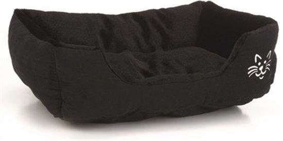 Beeztees Baboo Kattenmand - Zwart - 48 x 37 x 18 cm