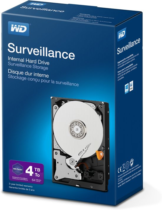 WD Surveillance