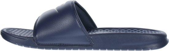 Maat Unisex Jdi Benassi Slippers Blauw 46 Nike tfTZqx0