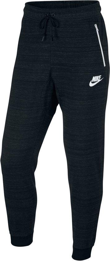 dee85691994 Nike Sportswear Advance 15 Knit Jogger Sportbroek - Maat XL - Mannen - zwart