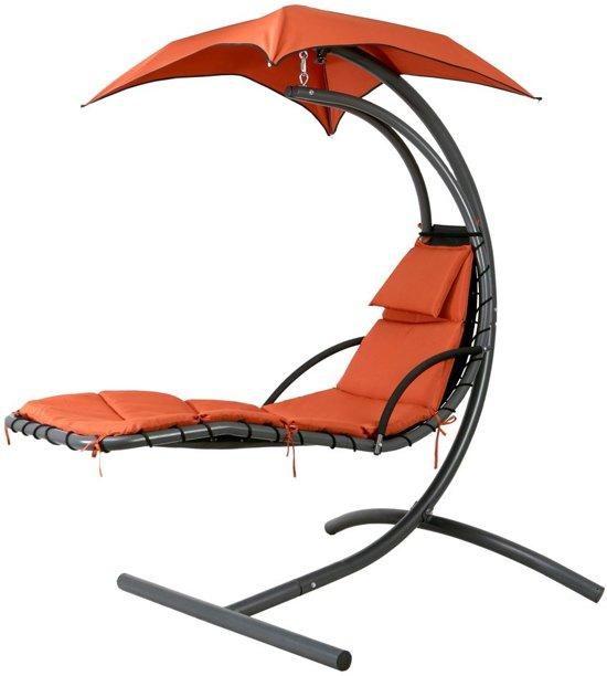 Zweefstoel Voor Buiten.Bol Com Hangstoel Samoa Terra