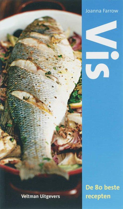 Boek cover Vis van Joanna Farrow (Paperback)