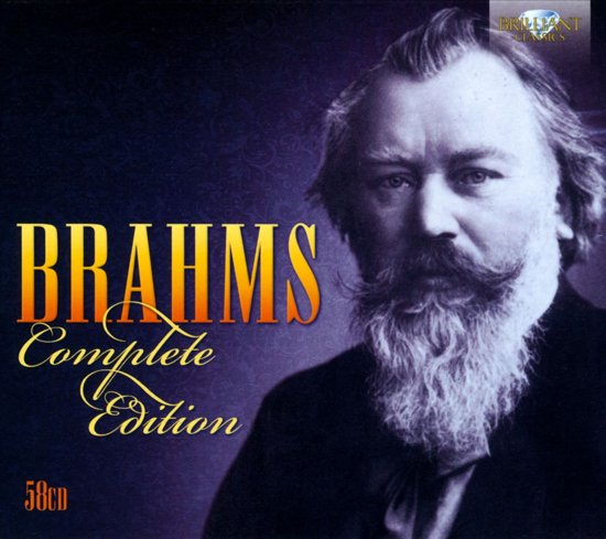 Brahms: Complete Edition