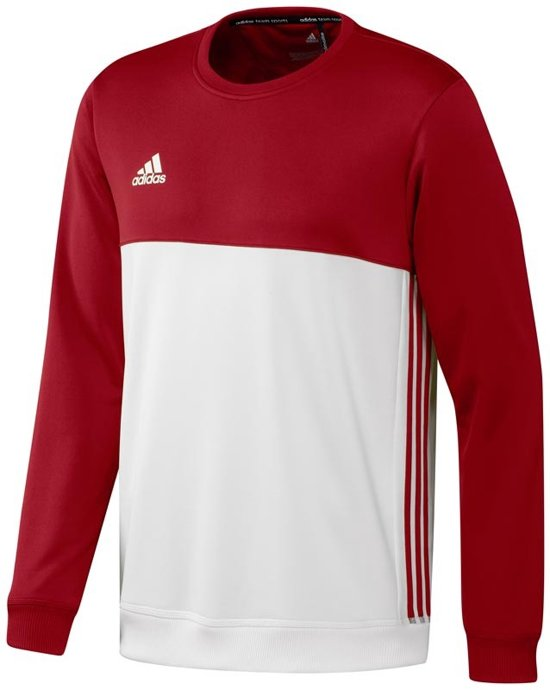 Rood 'offcourt' Xl Crew Sweater T16 Adidas Sweaters Heren TaqFPx