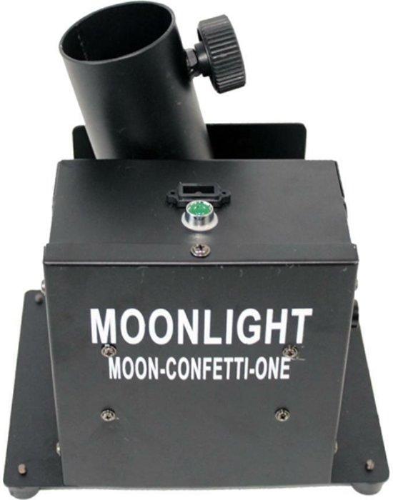 Moonlight Single confetti shooter