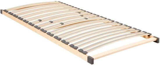 BeddenReus Flexus 2600 - Lattenbodem - 90x200 cm - Vlak