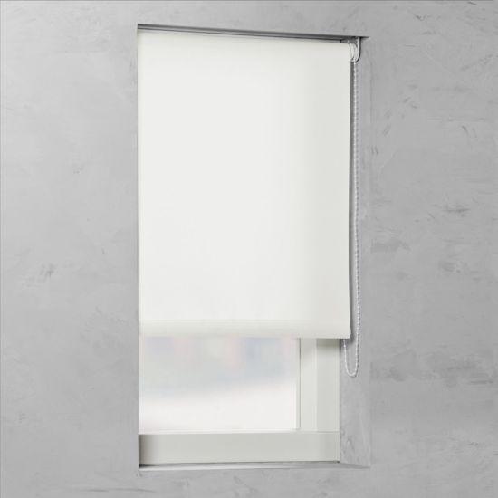bol.com | Pure Living - Rolgordijn Lichtdoorlatend - Bright white ...